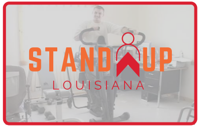 LATAN Launches Stand Up, Louisiana Program