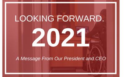 Looking Forward. 2021.